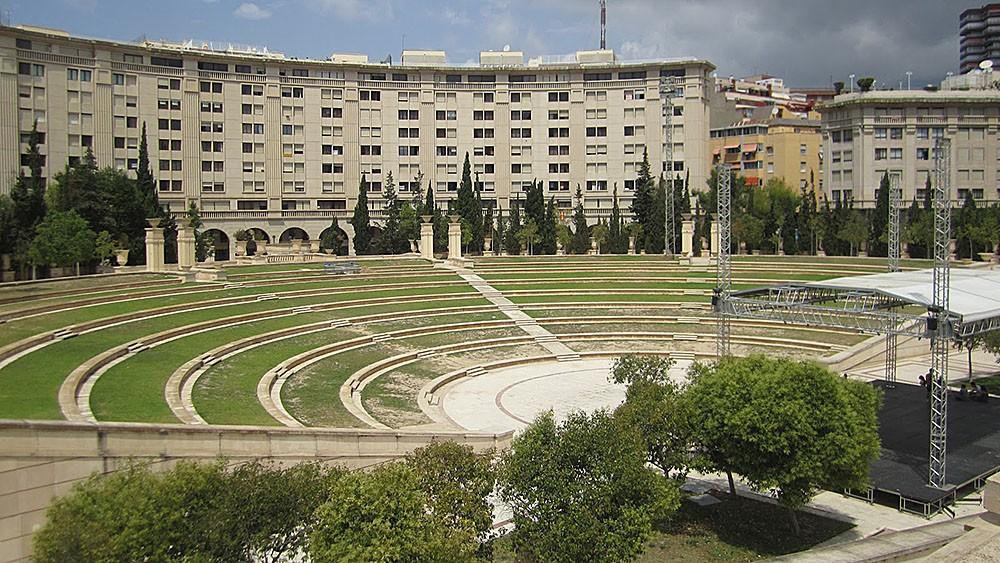 Logo de Auditorio Julio Iglesias del Parc de lAigüera