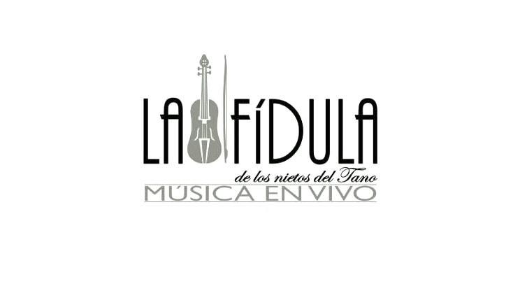 Logo de La Fídula. Bar de copas y sala de conciertos