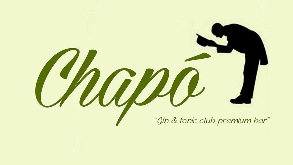 Logo de Sala Chapó. Gin & Tonic Premium Bar