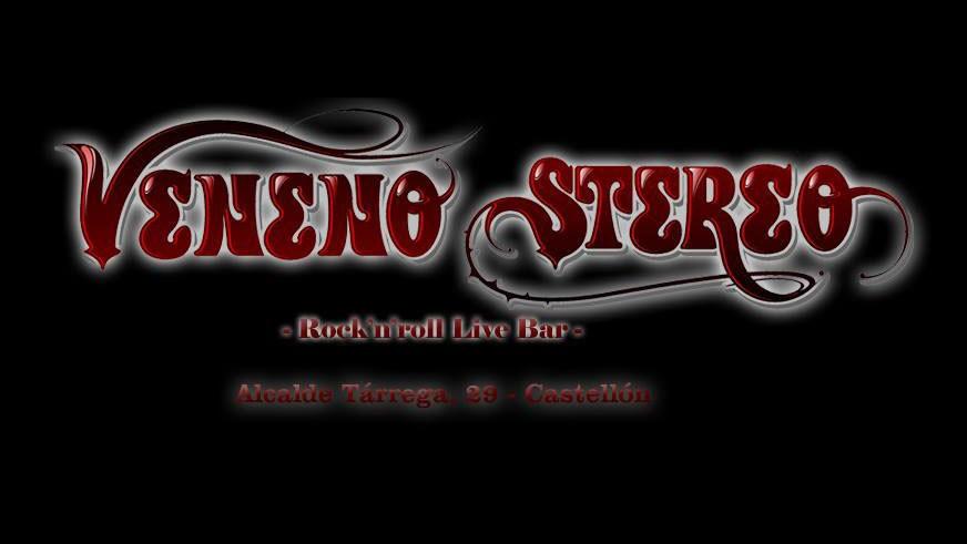 Logo de Sala Veneno Stereo