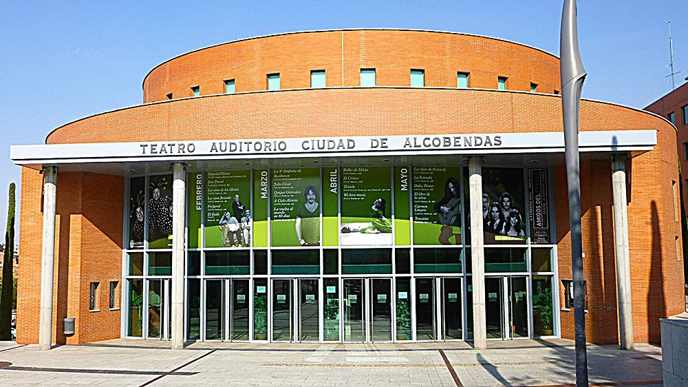 Salas de concierto en el municipio de Alcobendas