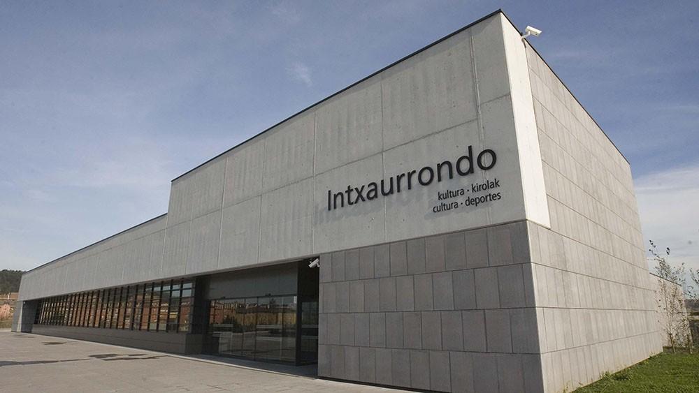 Logo de Intxaurrondo Kultur Etxea