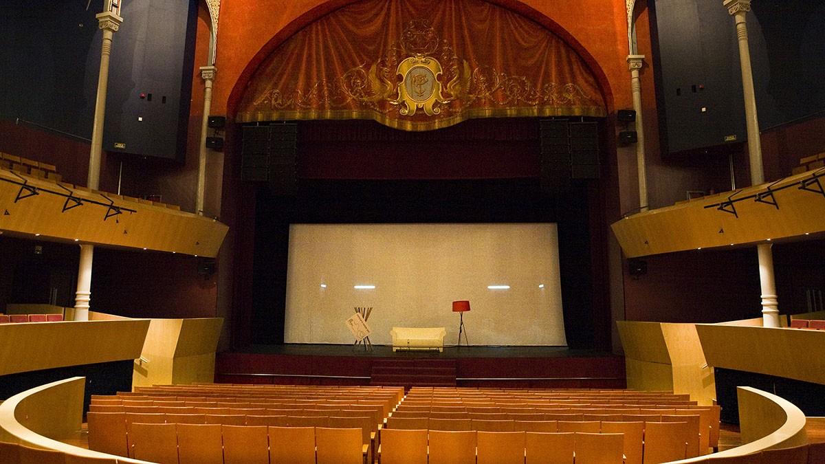 Logo de Teatro Circo de Albacete