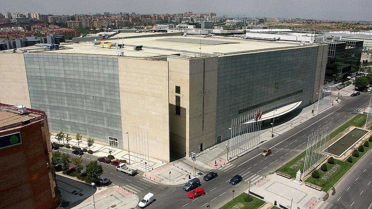 Logo de Palacio Municipal de Congresos de Madrid (Campo de las Naciones)