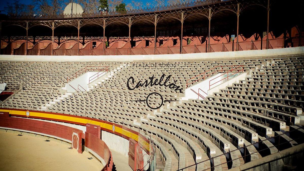 Logo de Plaza de Toros de Castellón