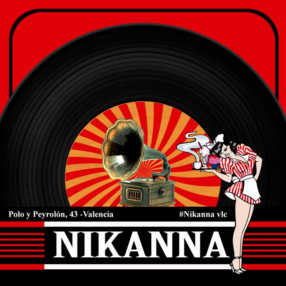 Logo de Nikanna Rock Bar