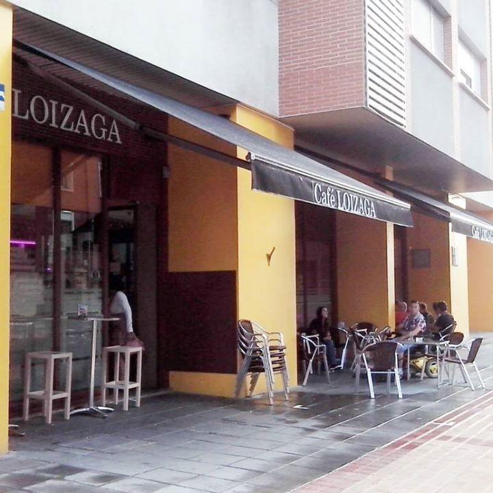 Logo de Loizaga Cafe