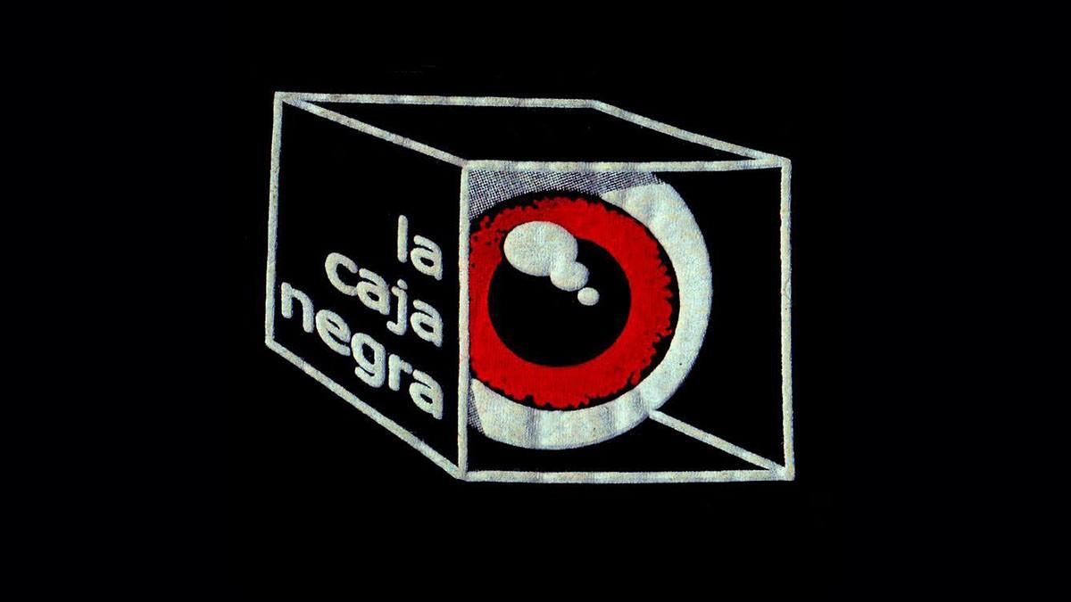 Logo de Bar Caja Negra