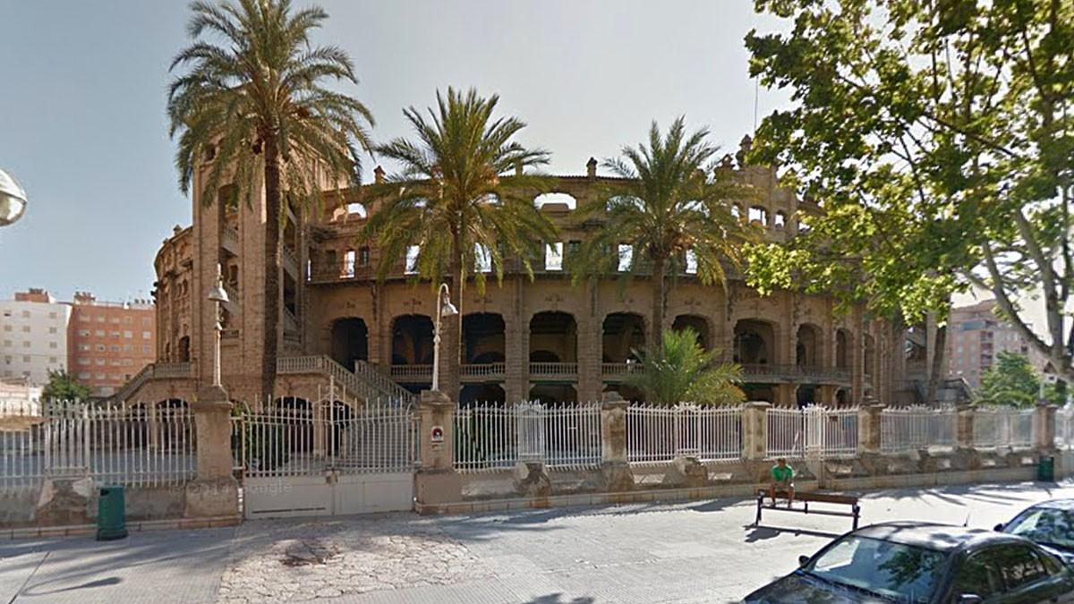 Logo de Plaza de Toros de Palma de Mallorca o El Coliseu Balear.