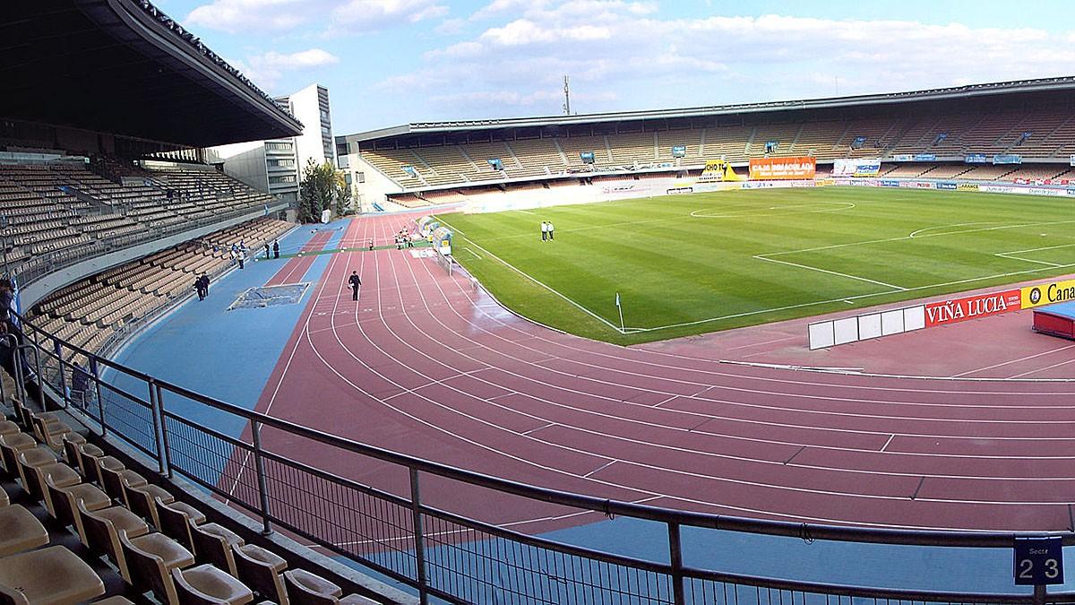 Logo de Estadio Municipal de Chapín