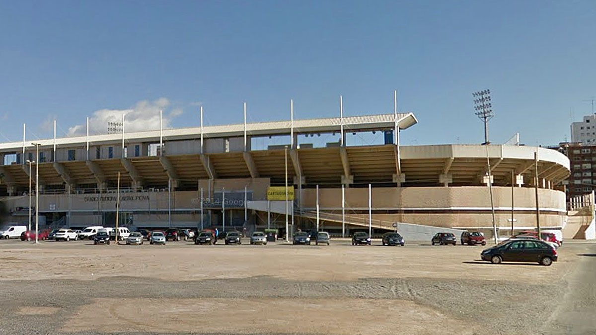 Logo de Estadio Cartagonova