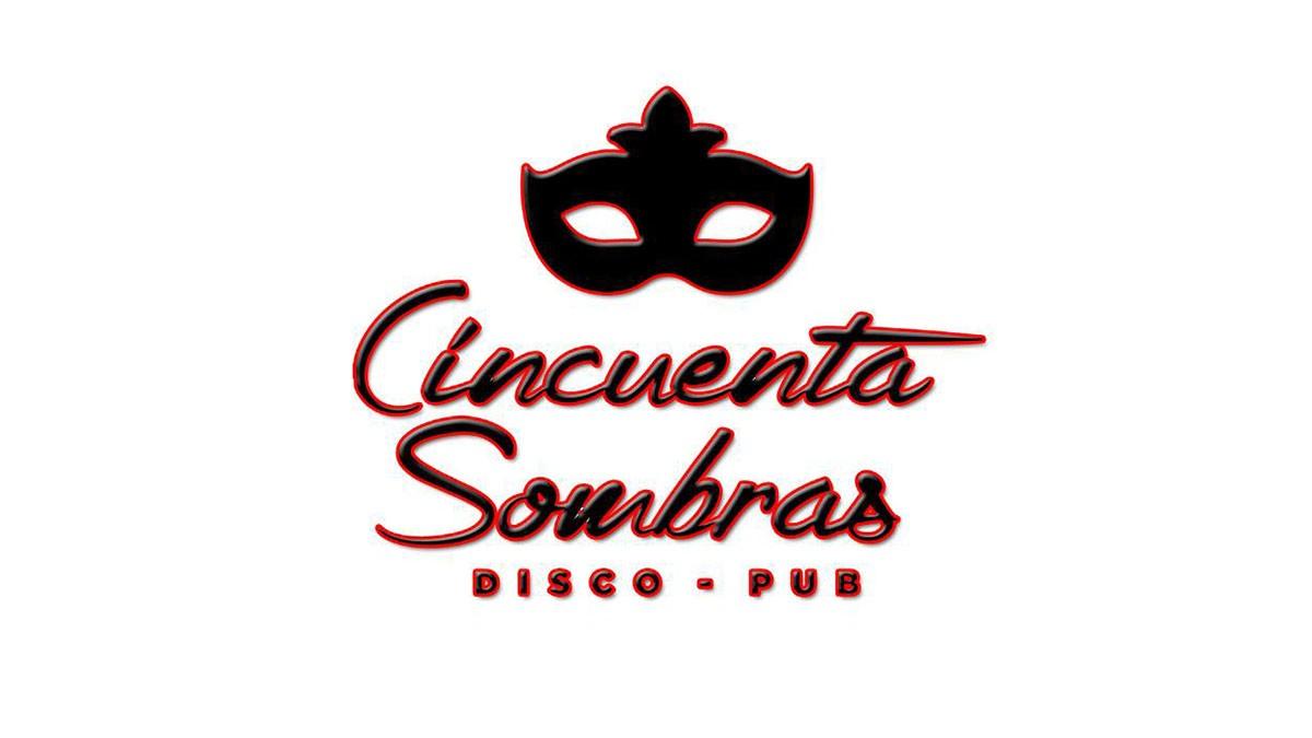 Logo de Discoteca 50 Sombras