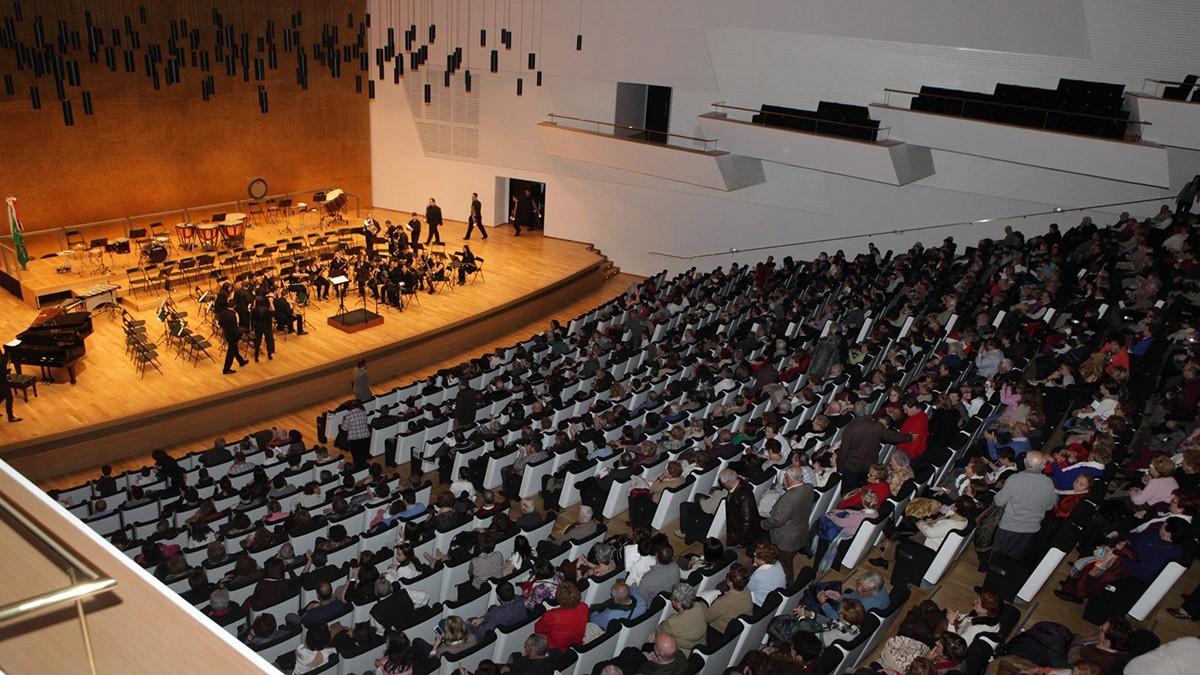 Logo de ADDA - Auditorio de la Diputación de Alicante