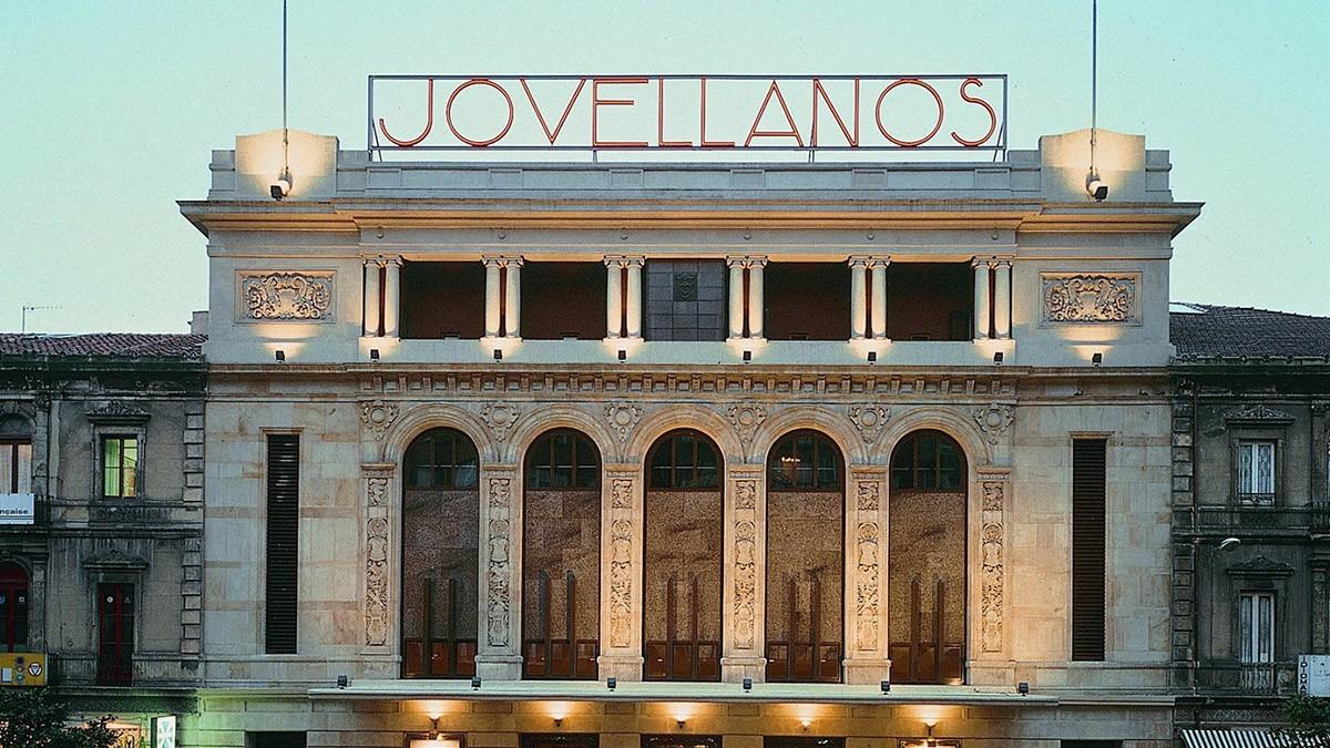 Logo de Teatro Jovellanos de Gijón