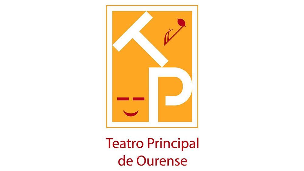 Logo de Teatro Principal de Ourense