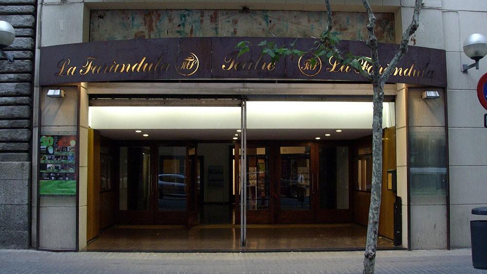 Teatro municipal la far ndula de sabadell de sabadell for Chimentos de la farandula