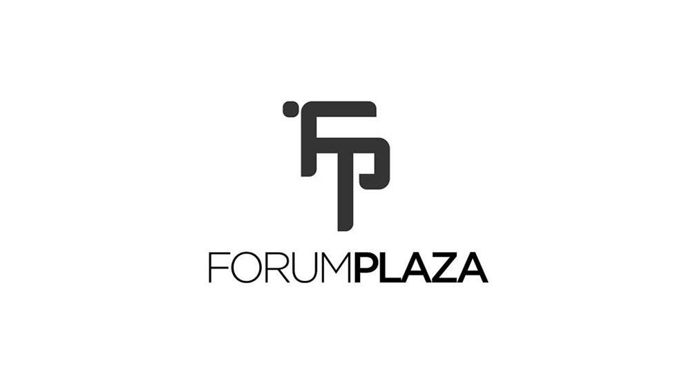 Logo de Forum Plaza. Discoteca y Sala de Conciertos.