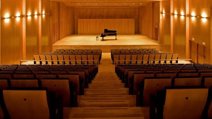 Resultat d'imatges de auditori del conservatori del liceu barcelona