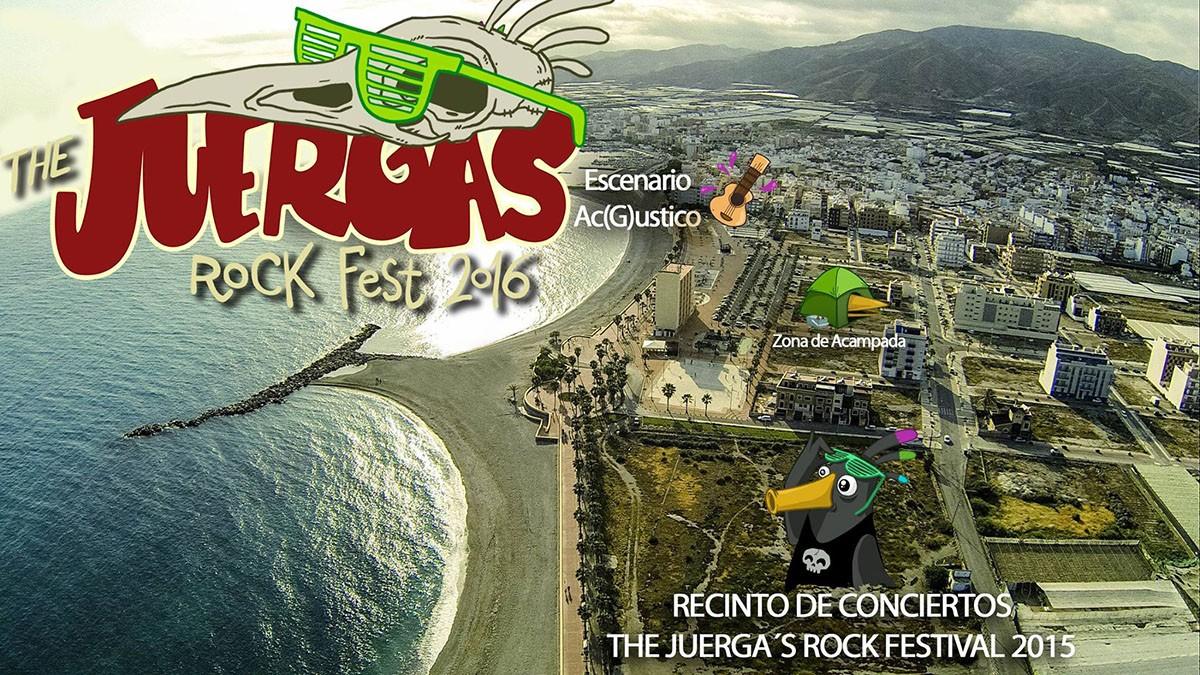Logo de Recinto Juergas RocK festival
