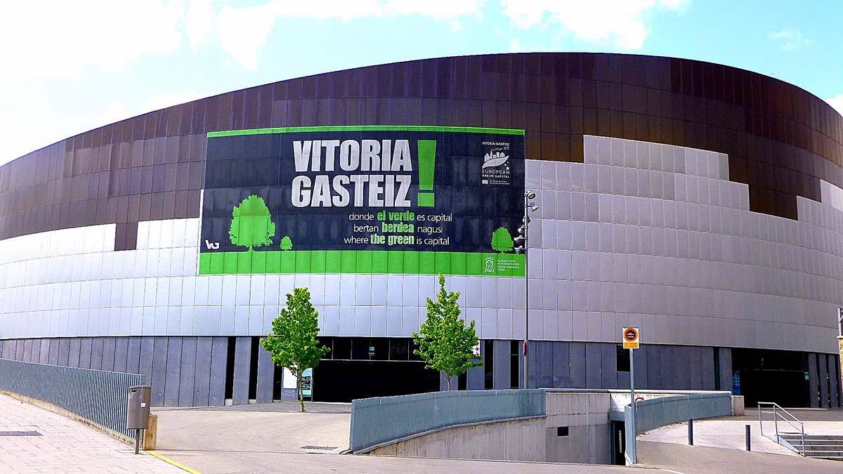 Logo de Iradier Arena - Plaza de Toros de Vitoria