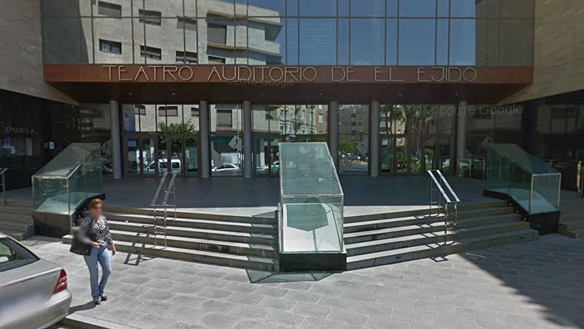 Logo de Auditorio de El Ejido