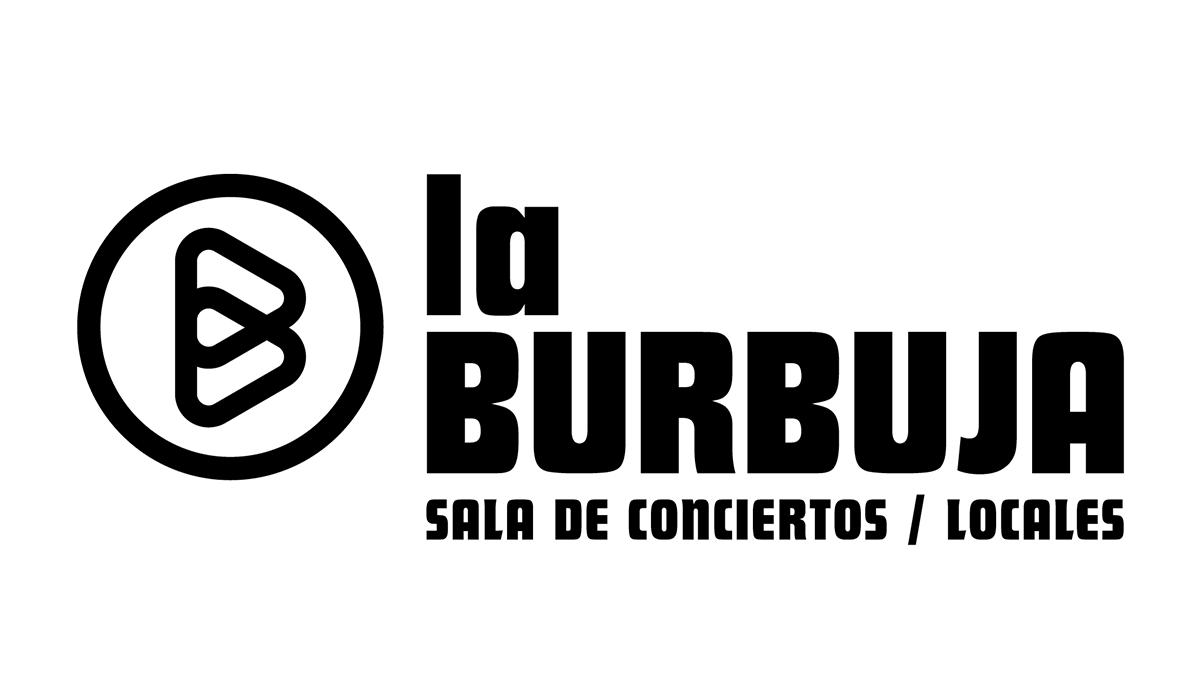 Logo de La Burbuja
