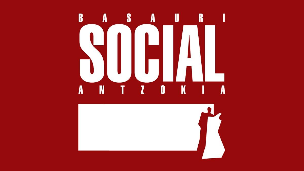 Logo de Teatro Social Antzokia de Basauri