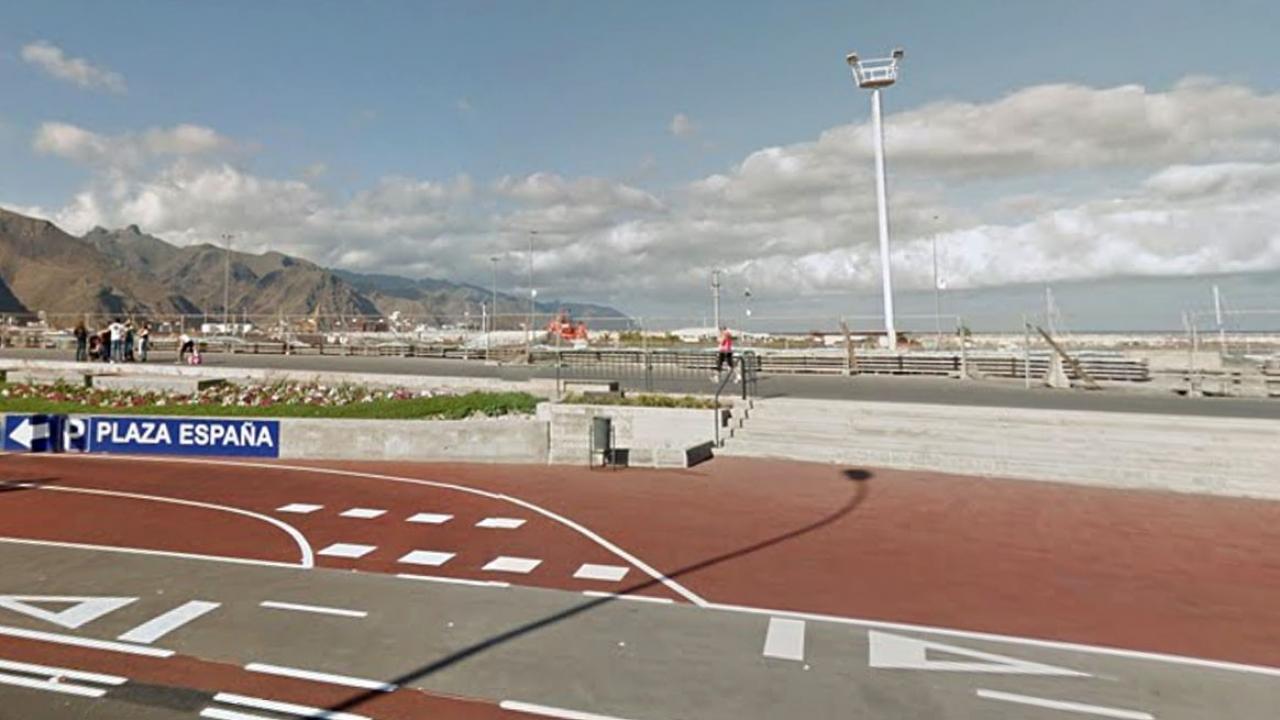 Logo de Recinto Portuario de Santa Cruz de Tenerife
