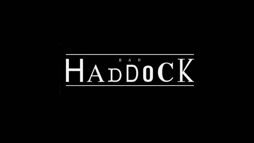 Logo de Haddock Rock Bar