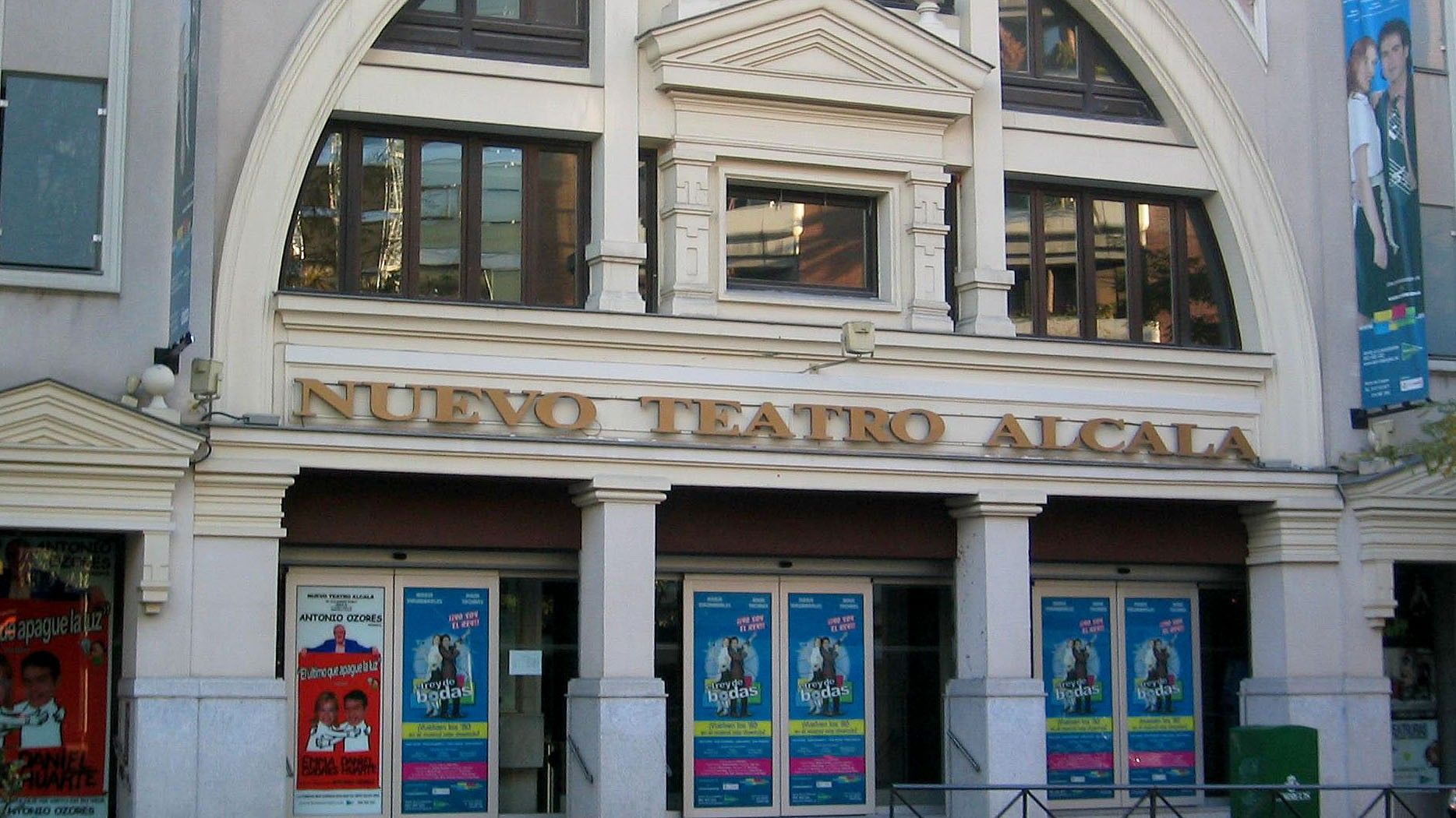 Logo de Nuevo Teatro Alcalá