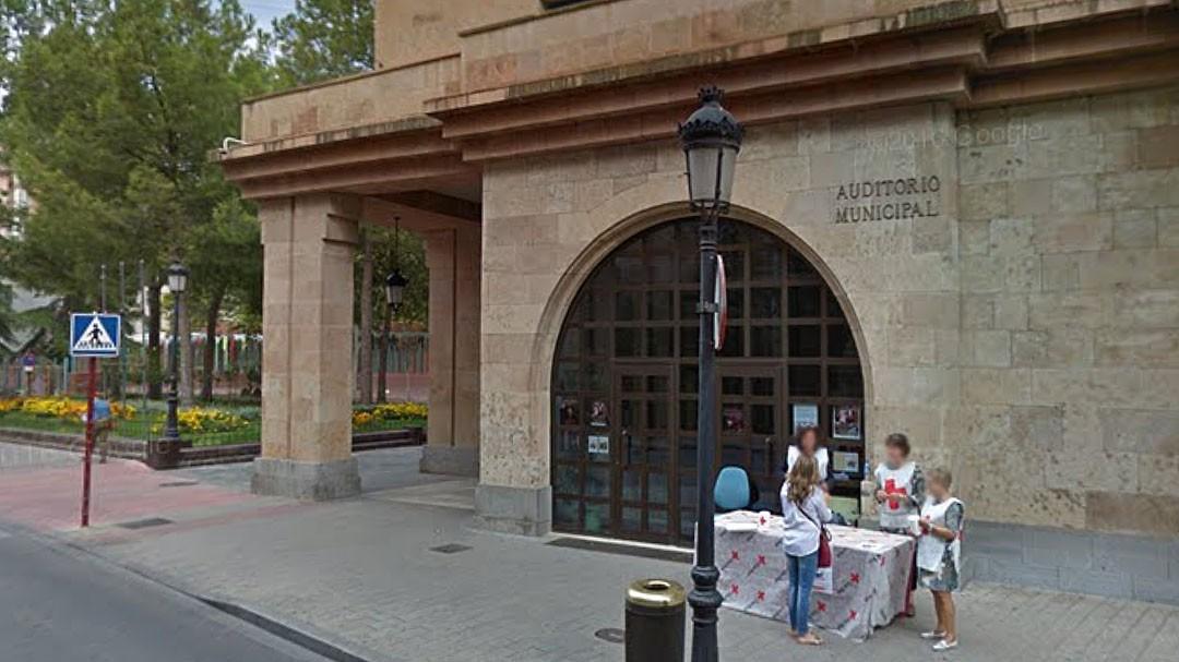 Logo de Auditorio Municipal de Albacete