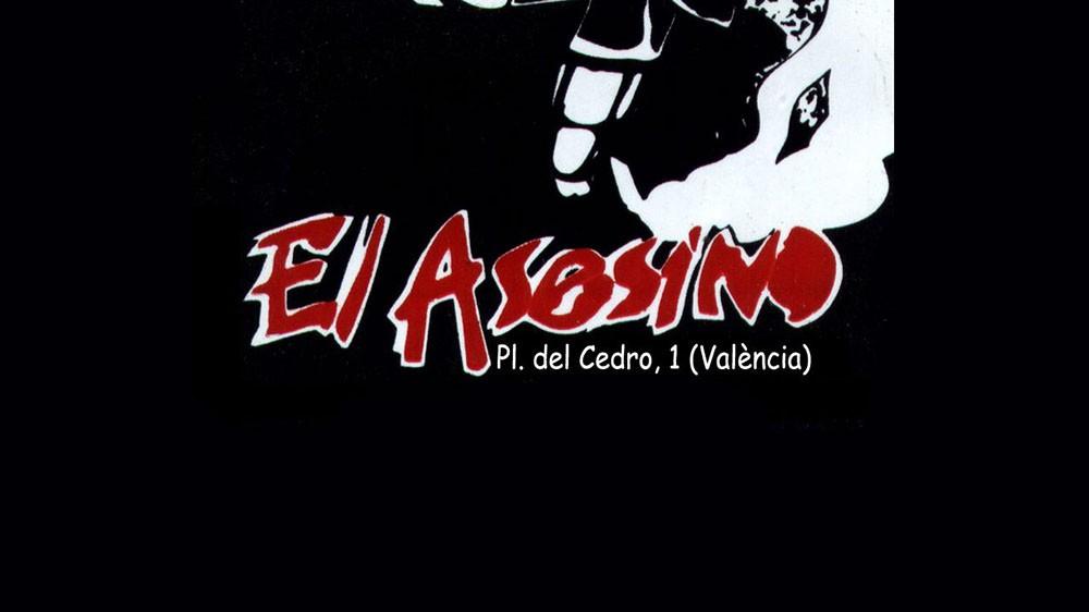 Logo de El Asesino