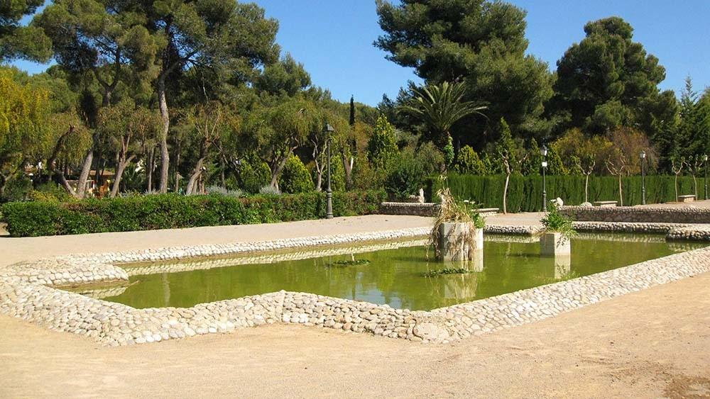 Logo de Jardines de Terramar de Sitges
