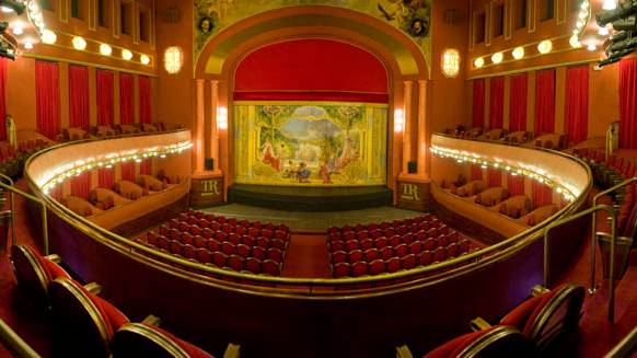 Logo de Teatro Regio de Almansa