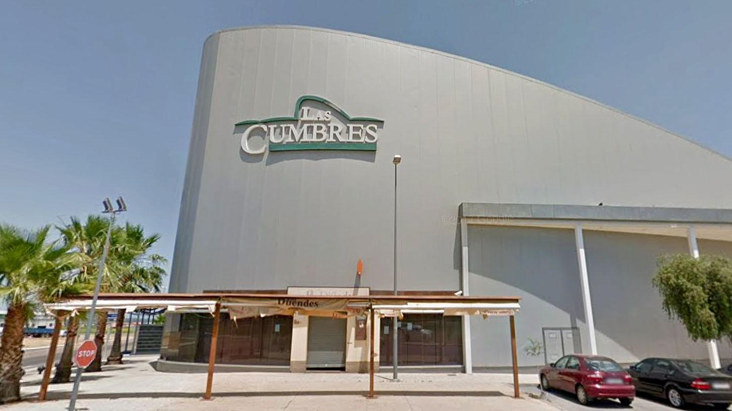 Logo de Recinto Arena Las Cumbres