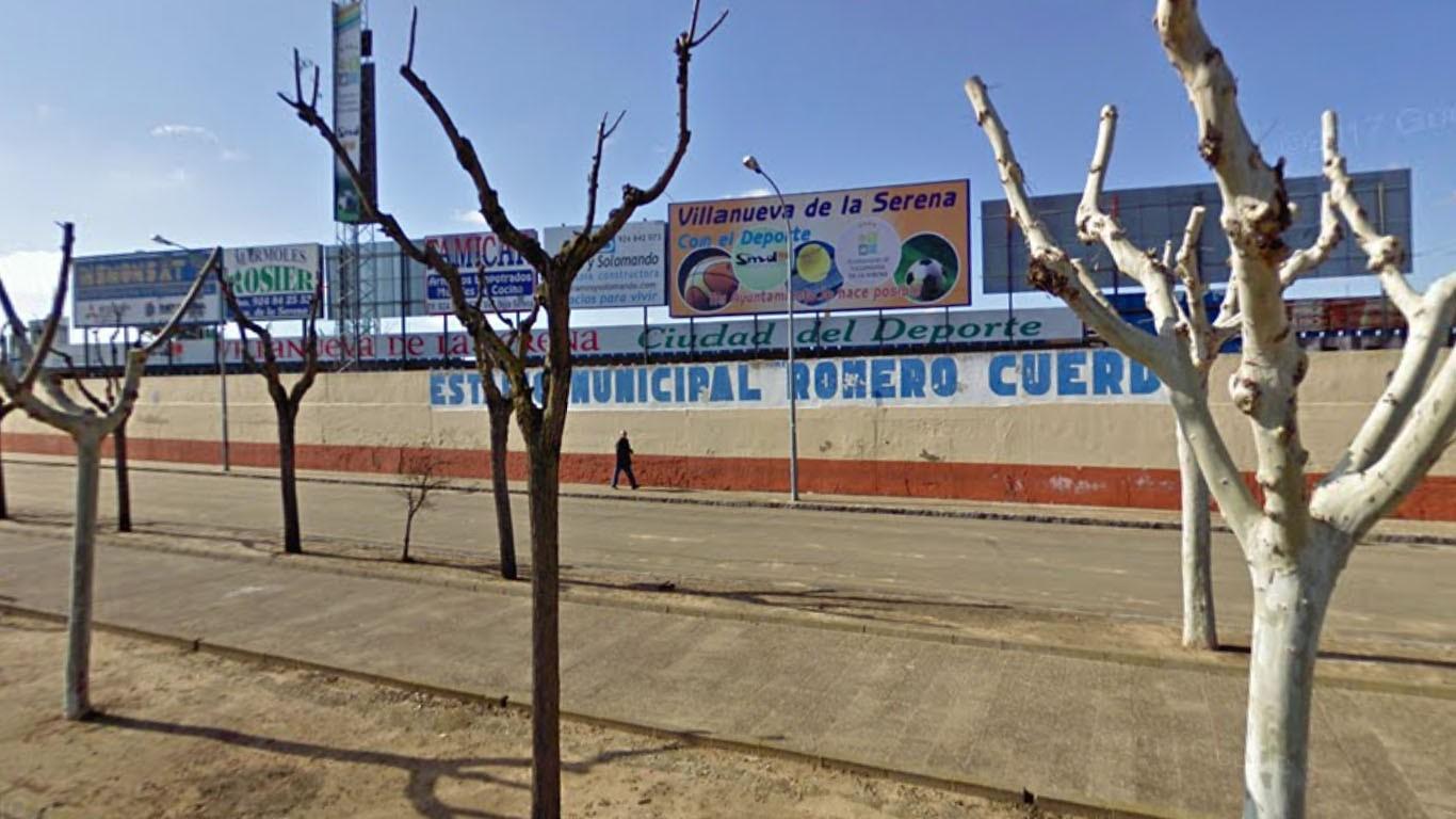 Logo de Estadio municipal Villanovense (Antiguo Romero Cuerda)