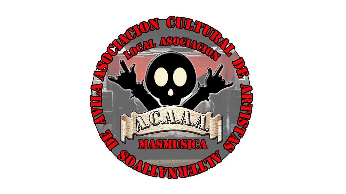 Logo de ACAAA o Sala Masmúsica