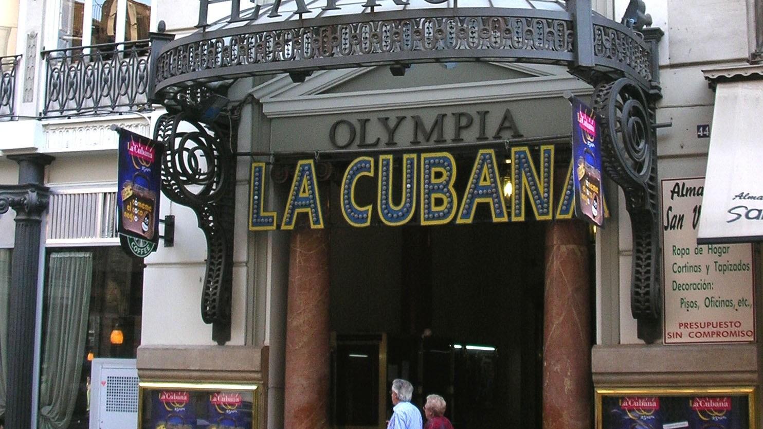 Logo de Teatro Olympia de Valencia