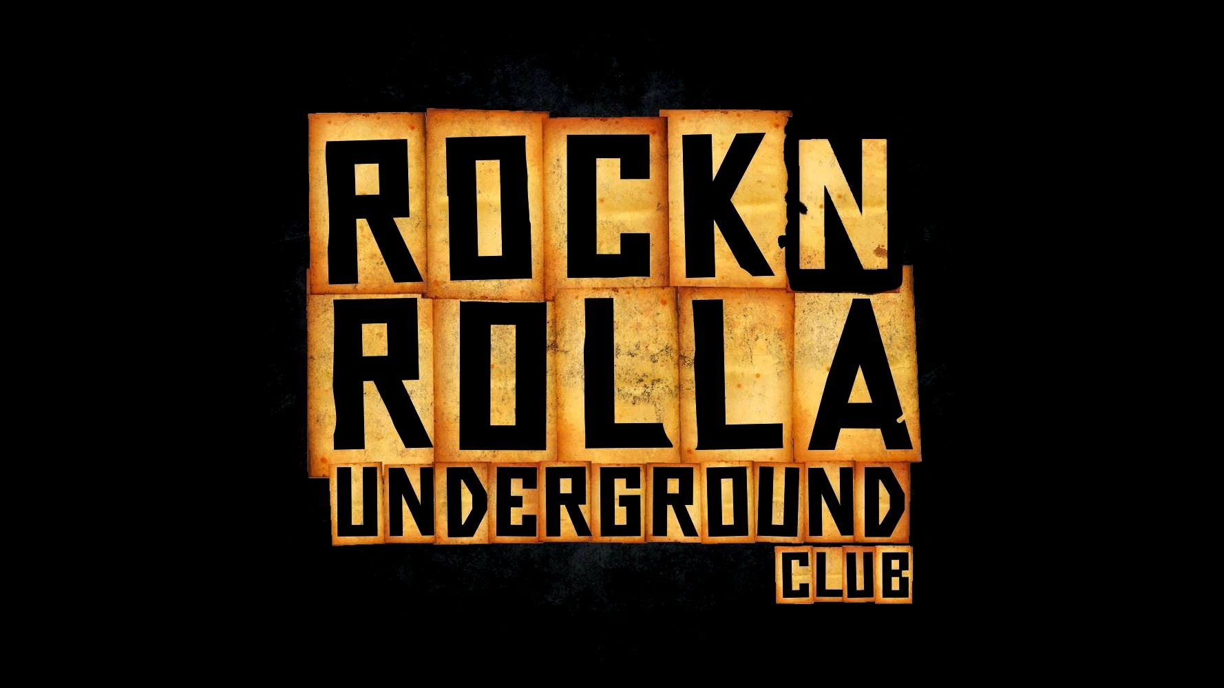 Logo de RockNRolla Undeground Club