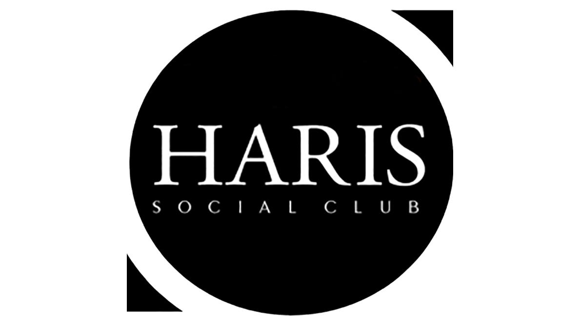 Logo de Haris Social Club