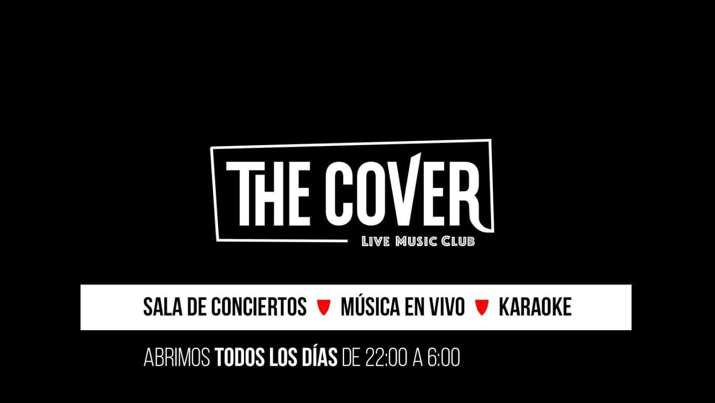 Logo de The Cover Live Music