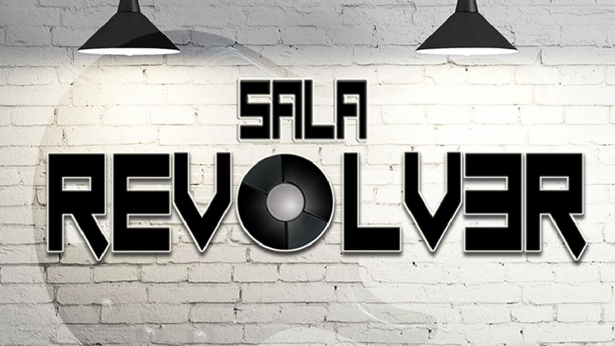 Logo de Sala Revolver de Murcia