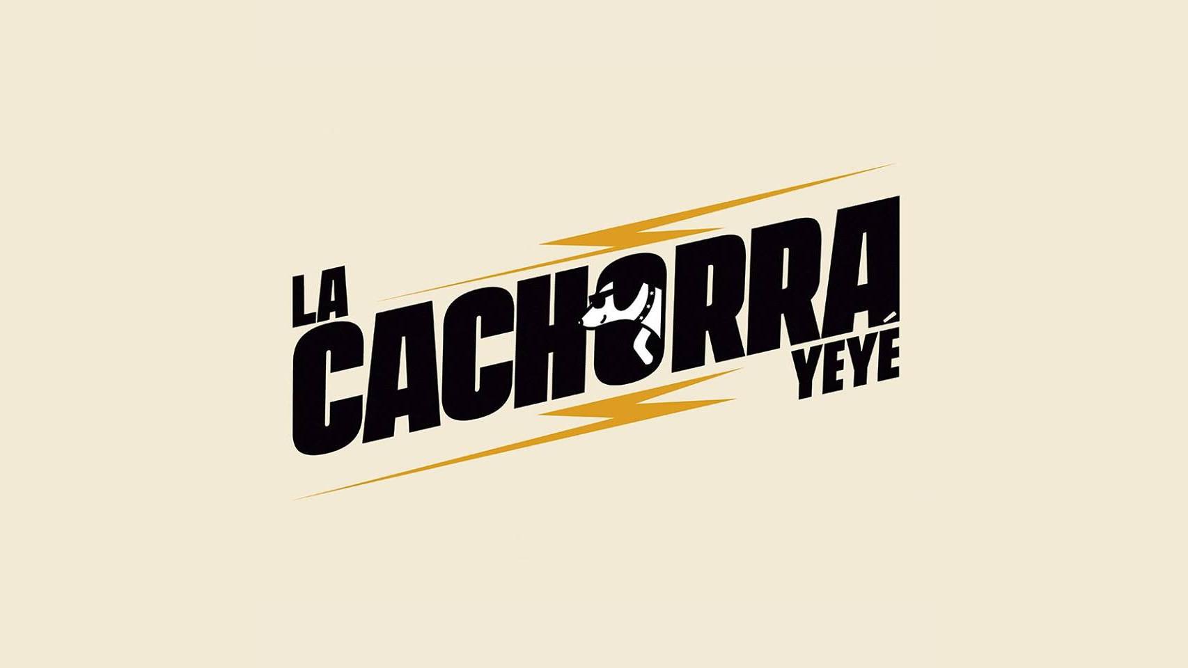 Logo de La Cachorra yeyé