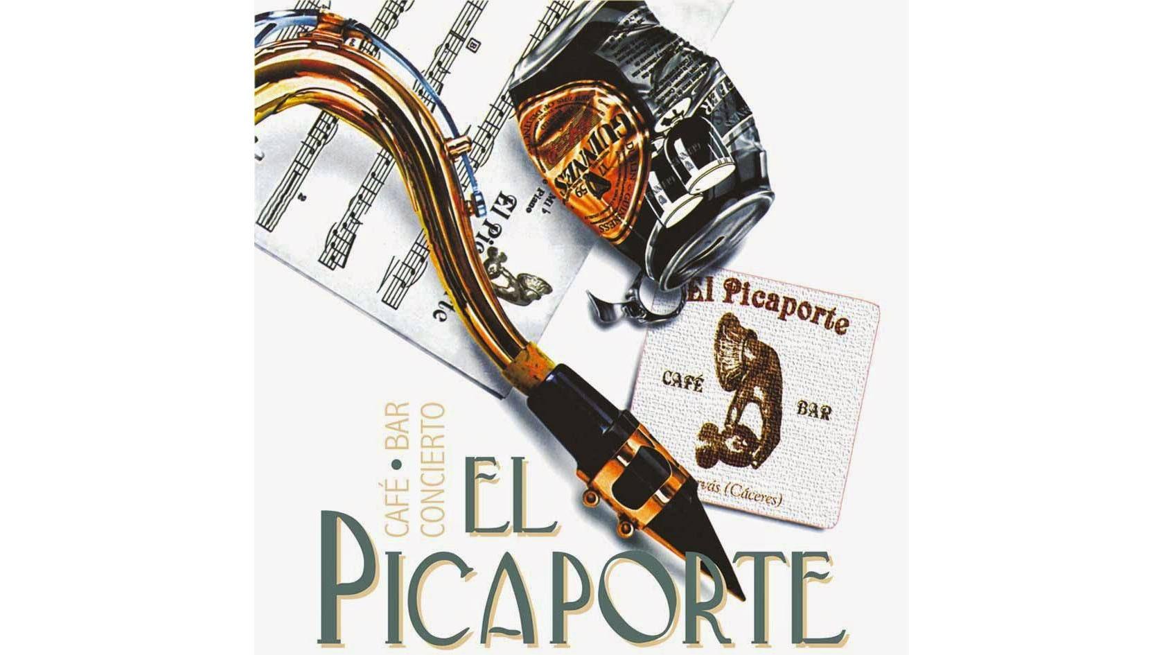 Logo de Bar Picaporte Hervás