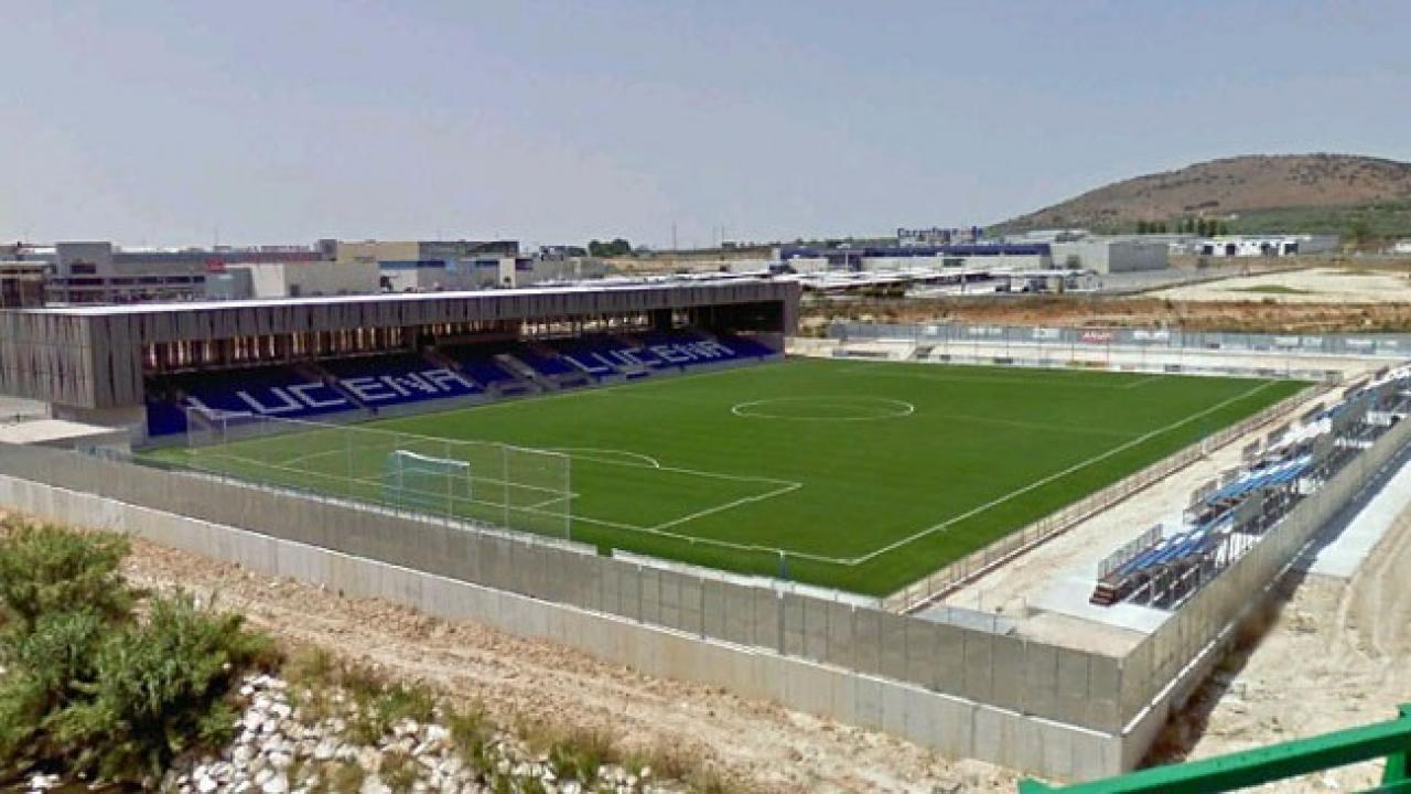 Logo de Estadio Ciudad de Lucena