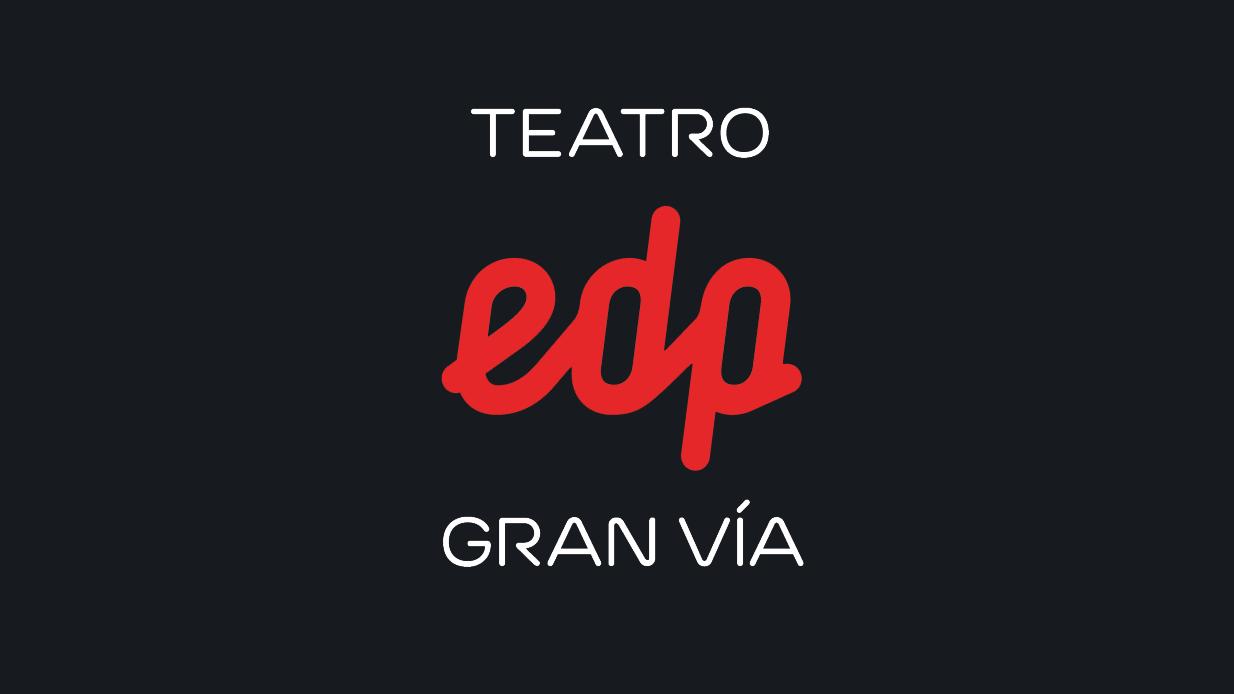 Logo de Teatro EDP Gran Vía
