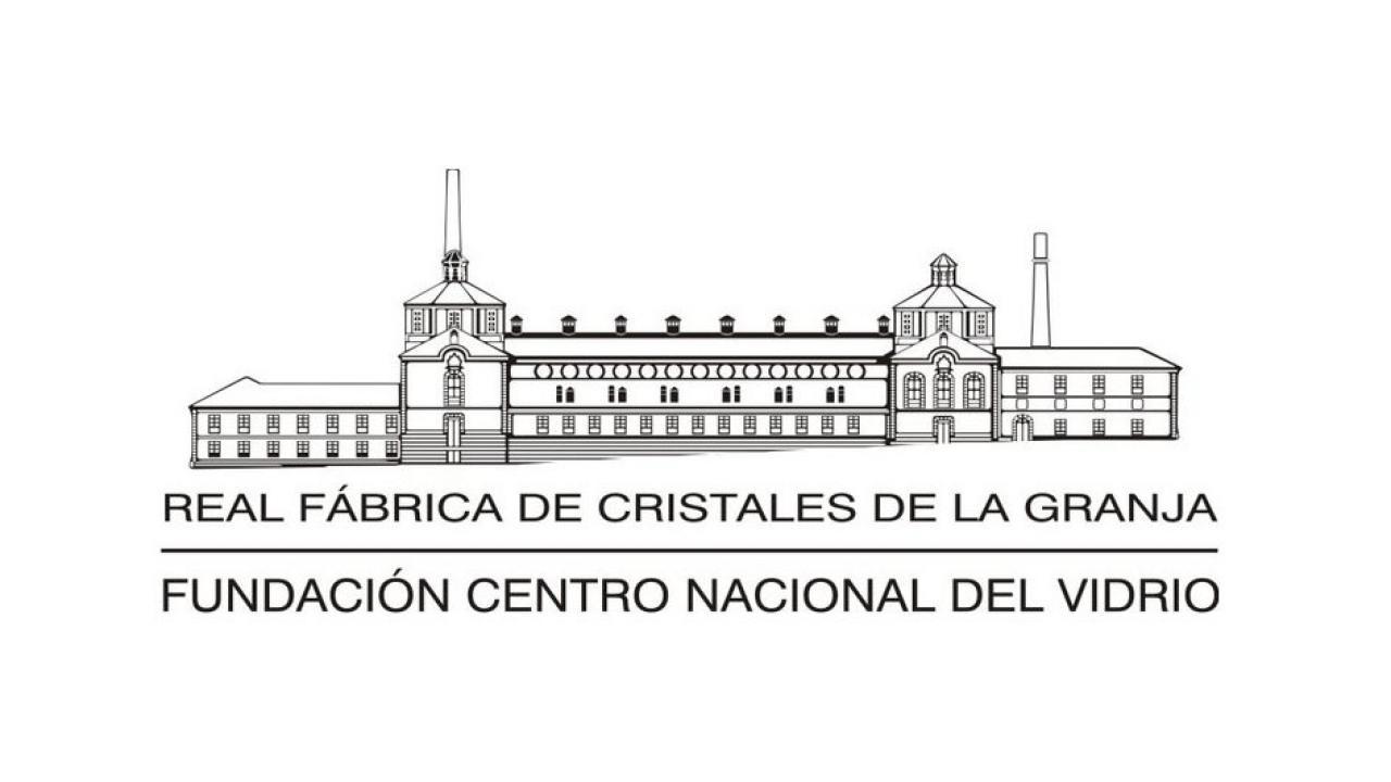 Logo de La Real Fábrica de Cristales de La Granja