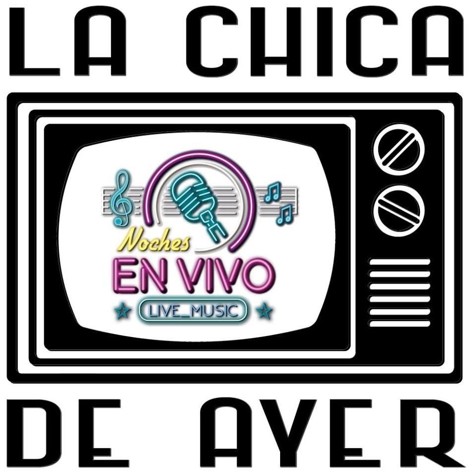 Logo de La Chica de Ayer