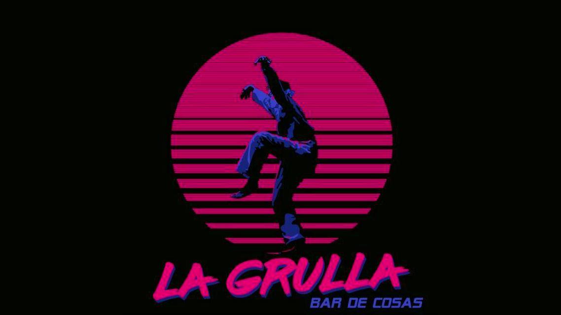 Logo de La Grulla de Lanzarote