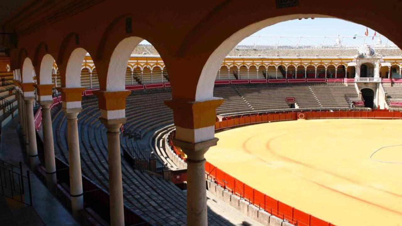 Logo de Plaza de Toros La Maestranza de Sevilla